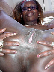 Old black woman loves anal sex, more amateur pictures of..