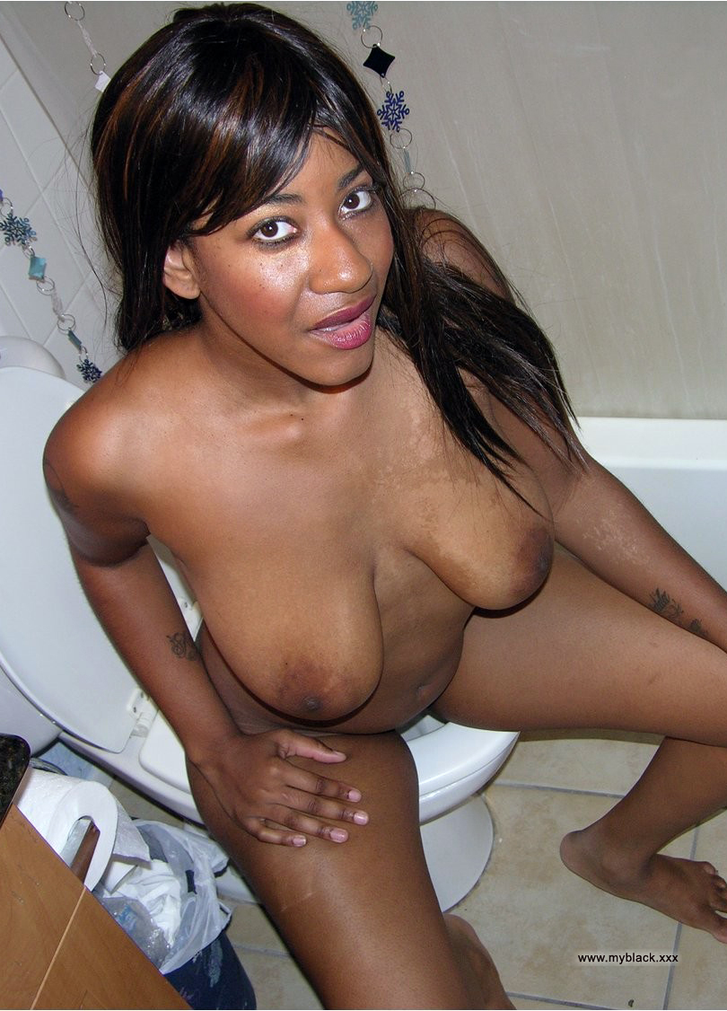 women nude ebony Thick