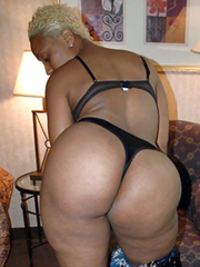 Amateur Ebony Big Ass