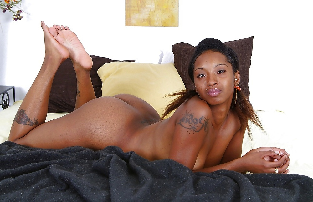 cute curvy ebony