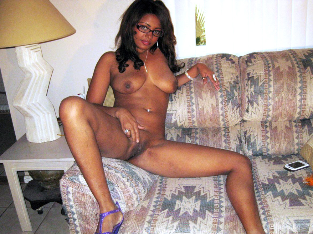 Ebony sex homemade