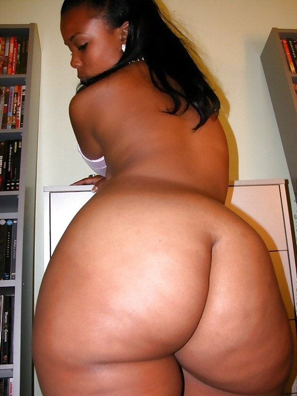 Naked fat ass black girls