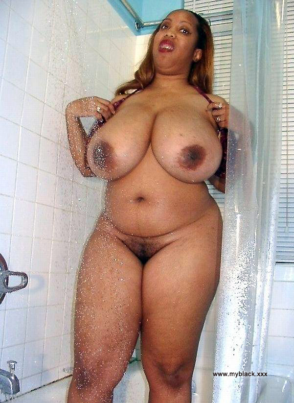 Black girl thick naked