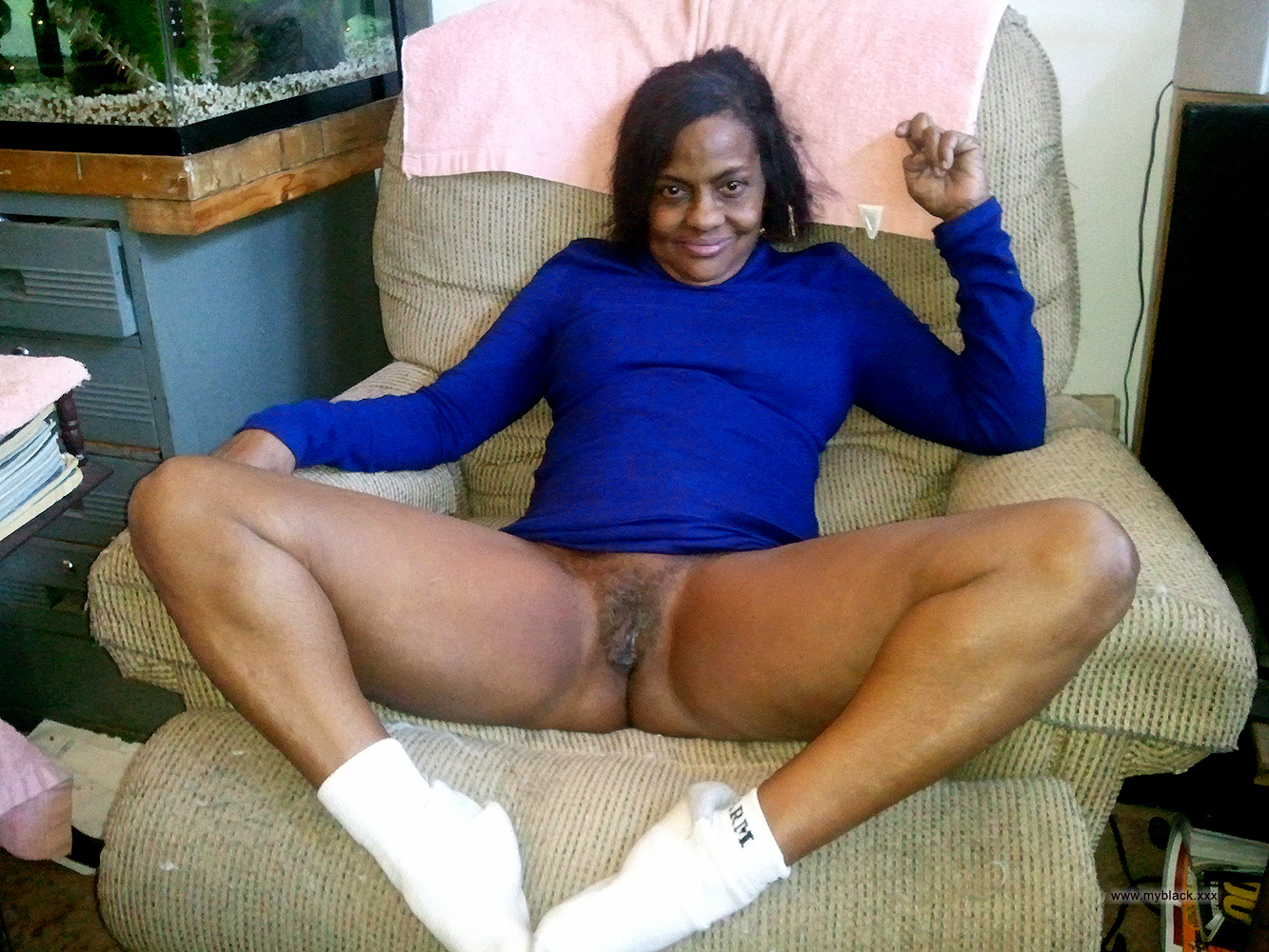 Mature sex older black women