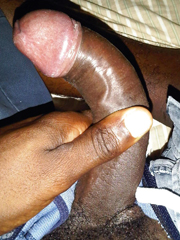Long and curved black dick, amateur photos of genitals..