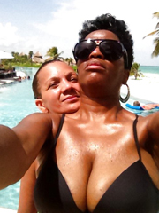 Got black tits? Yea! These black milf is mature and..