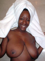 Lonely ebony moms homebodies send nude photos to internet
