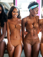 Tumblr beautiful black girls in lingerie